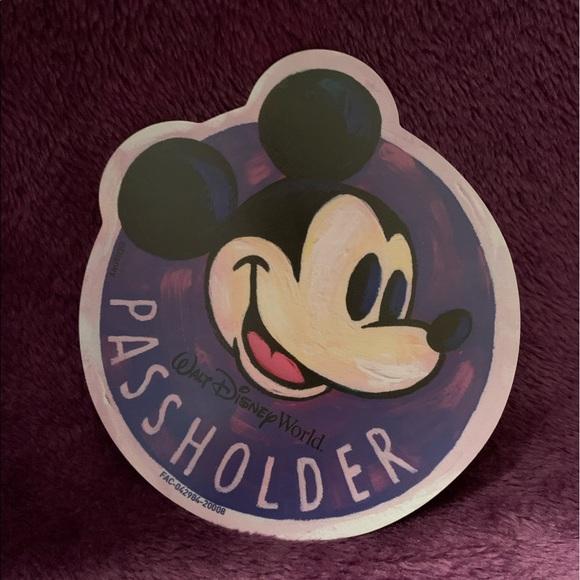 Disney Other Passholder Magnet Art Festival 2020 New Poshmark